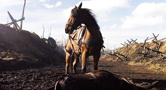 caballos de cine