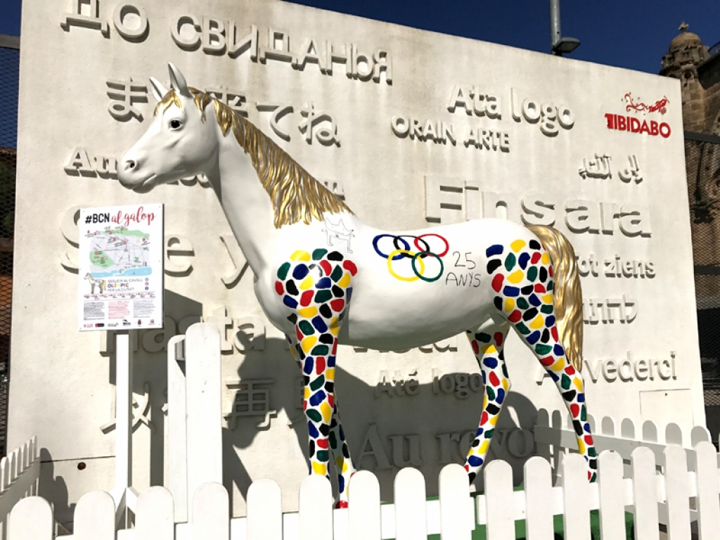 CSIO Barcelona acogerá a Olimpic